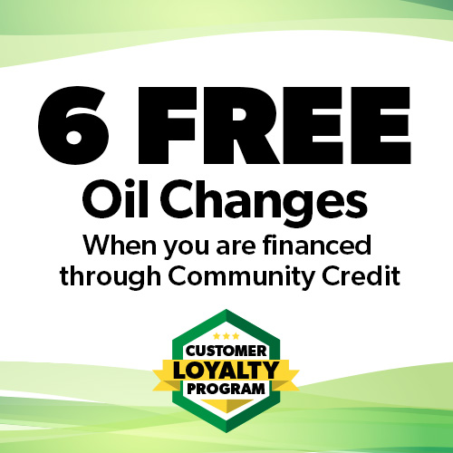 Free oil changes in Charlotte, NC